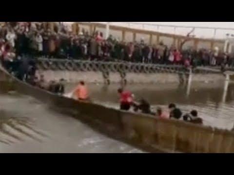 العرب اليوم - شاهد: السياح يثيرون الغضب فى الصين بهذا التصرف