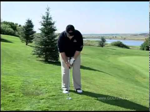 Downhill Chip Tip with Golf Pro Craig Stadler