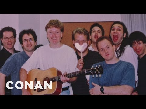 Louis C.K. & Conan Remember The Early Days Of