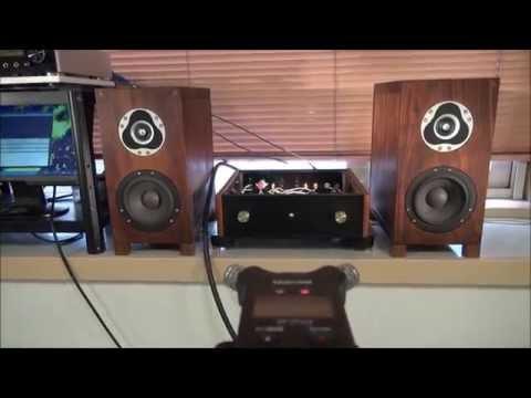 DIY Hybrid Vacuum Tube Amplifier  12AU7~MUSES8920~TDA1552Q