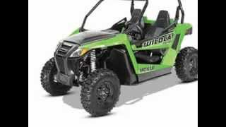 10. 2014 Arctic Cat® Wildcat® Trail legal UTV for sale by dealer Michigan-Ohio-usa