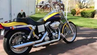 7. 2004 Harley-Davidson FXDWGI Dyna Wide Glide For Sale~Screaming Eagle Tribute~$11,000 In EXTRAS