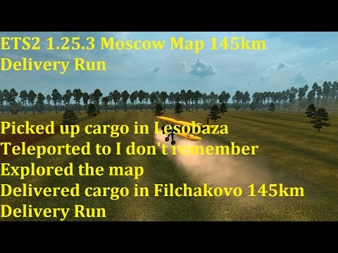 Moscow Map 1.25.x