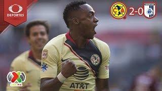 Video Resumen América 2 - 0 Querétaro | Clausura 2019 - Jornada 5 | Televisa Deportes MP3, 3GP, MP4, WEBM, AVI, FLV Februari 2019