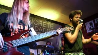 Video Concrete Foundation - Digging The Grave (Faith No More Cover) (L