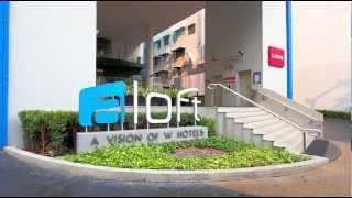 Aloft Bangkok Hotel, Thailand - Hotel Video Guide