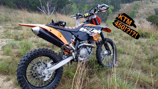 4. Here's why I got a KTM 450XC-F!