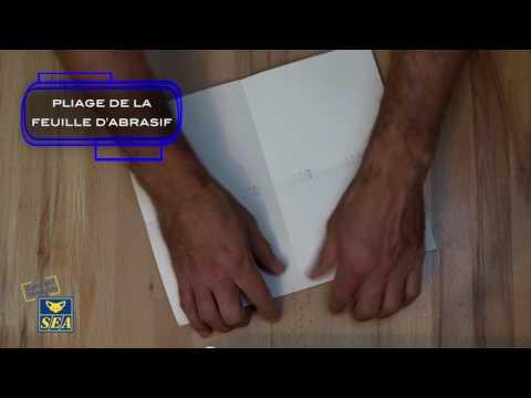 Papier anti-encrassant