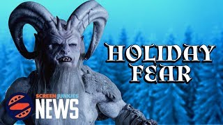 Holiday Fear - 5 Christmas Horror Movies by Clevver Movies