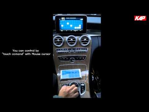 New Mercedes-Benz C-Class W205 NAVIGATION (AFTERMARKET) CONT…