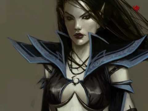 Warhammer Online — Sorceress Career Video