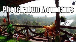 Phetchabun Thailand  City new picture : Phetchabun Mountains ทิวเขาเพชรบูรณ์ in Northeast Thailand