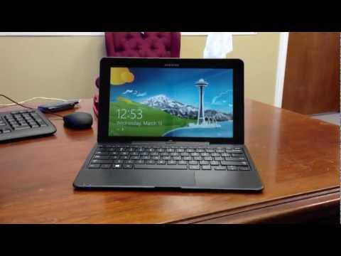 Samsung ATIV Smart PC Pro 700T Review