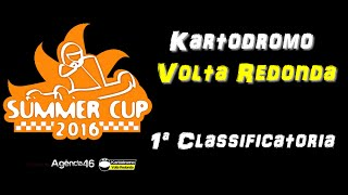 Summer Cup 2016: Classificatória 1 – com André Koga