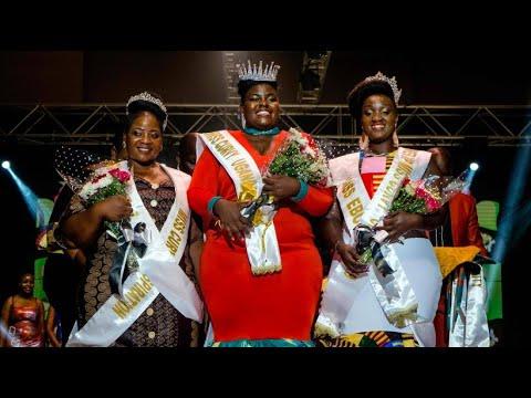 Uganda: Skurrile Werbung für kurvige Frauen als »Tour ...