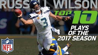 Nonton Russell Wilson's Top 10 Plays of the 2017 NFL Season | NFL Highlights Film Subtitle Indonesia Streaming Movie Download