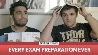 Video FilterCopy | Every Exam Preparation Ever | Ft. Ashish Chanchlani and Viraj MP3, 3GP, MP4, WEBM, AVI, FLV Januari 2019