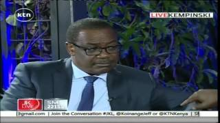 Jeff Koinange Live with Nairobi Governor Dr. Evans Kidero part 1