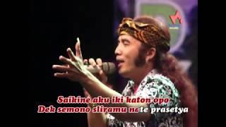 Download Lagu Ki Rudi Gareng - Megat Tresno  [OFFICIAL] Mp3