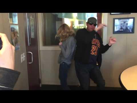 Jimmy and Samantha's Dance Battle
