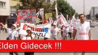 Denizli Eğitim ve Bilim İşgörenleri<br/>Sendikası 15 Ağustos Ankara Eylemi