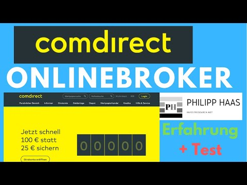 Comdirect Depot  - Test und Erfahrung
