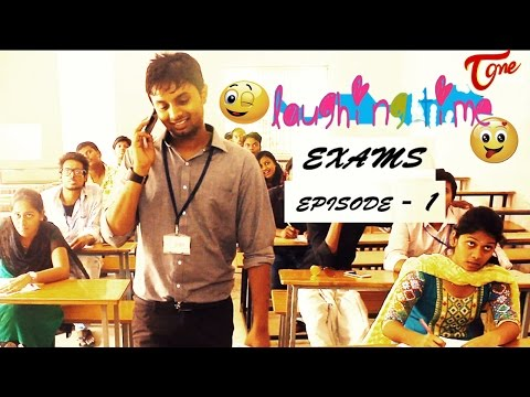 Video Exams | Laughing Time | Episode 01 | by Ravi Ganjam | #TeluguWebSeries download in MP3, 3GP, MP4, WEBM, AVI, FLV January 2017