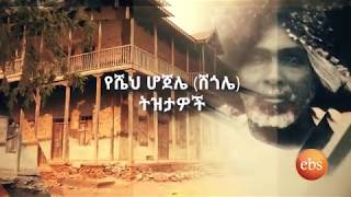 Tizitachin Season 10 Ep 1- የሼህ ሆጀሌ (ሸጎሌ) ትዝታዎች