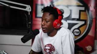 Joey Bada$$ and Pro Era -- Rosenberg Freestyles