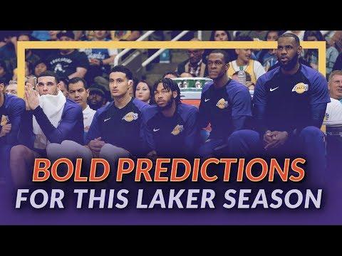Video: Lakers Nation Debate: 3 Bold Predictions for the Upcoming Laker Season
