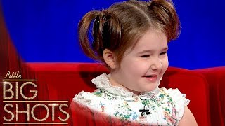 4 Year Old Speaks 7 Languages!!