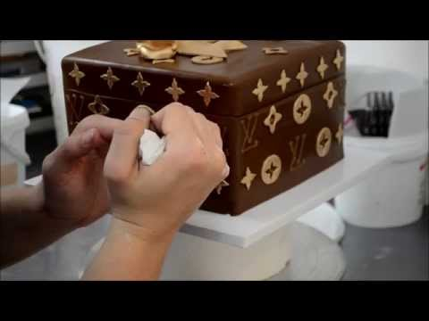 cake design - louis vuitton cake