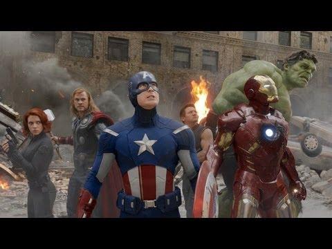 Los Vengadores ~ Vistazo Exclusivo Subtitulado Latino ~ FULL HD