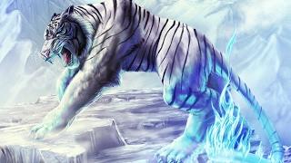 Tundra Tiger 'Speed Drawing'