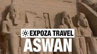 Aswan Egypt  city images : Aswan Vacation Travel Video Guide