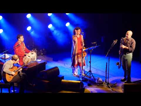 Evan Ziporyn Solo - Eviyan with Sandeep Das at Molde Jazz