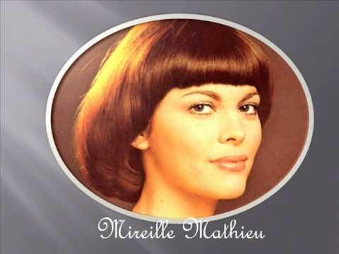 Tekst piosenki Mireille Mathieu - Milord po polsku