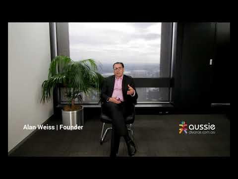 Family law litigation by Alan Weiss | Aussie Divorce