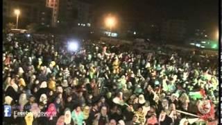 حفل طيور الجنة في غزة - ساحة الكتيبة