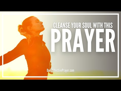 Prayer For Soul Cleansing