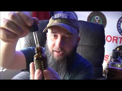 "Grave Before Shave ""Caramel Mocha"" Beard Oil"