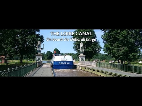 Cruise on the Loire Canal