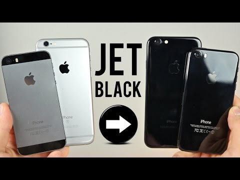 Turn Your iPhone 6S/6/5S Into a Jet Black iPhone 7!