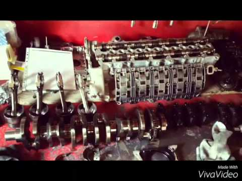 BMW E46 330D Umbau Teil 1