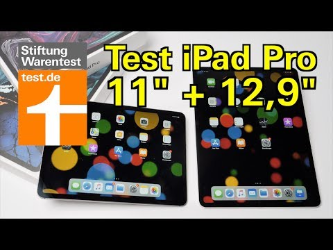 2019 iPad Pro Test: Besser als Apple iPad Pro 10,5 &  ...