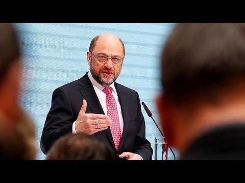 Γερμανία: Πονοκέφαλος για τη Μέρκελ η υποψηφιότητα Σουλτς