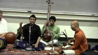 Sandeep Narayan - Shanmukhapriya Alapanai