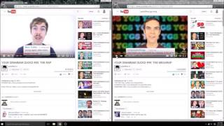 Download Lagu Jacksfilms YGS 85 and 99 synced Mp3