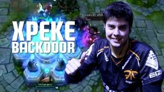 Download Lagu xPeke backdoor vs. SK Gaming (Intel Extreme Masters Katowice) Mp3