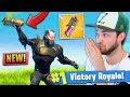 New Stink Bomb Gameplay  Is It Good  Fortnite Battle Royale